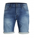 Jack & Jones Jeansshorts JJIRICK JJICON SHORTS GE 780 Blue Denim 2687229 F18-JJS1