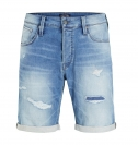Jack & Jones Jeansshorts JJIRICK JJICON SHORTS GE 796 Blue Denim 2687285 F18-JJS1
