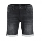 Jack & Jones Jeansshorts JJIRICK JJICON SHORTS GE 779 Black Denim 2714318 F18-JJS1