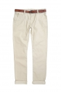 Tom Tailor Skinny Chino solid w. belt 6403342.09.12 8448 F18-TTHS1