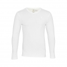 G-Star RAW Longsleeve Slim Fit Rundhals D07204-124-110 White F18-GSL1