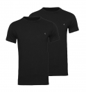 Replay 2er Pack T-Shirts Rundhals M3588 22602 020 black S18-RPT1