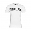 Replay T-Shirt Shirt Rundhals M3594.000 2660.001 white S18-RPT3