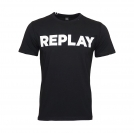 Replay T-Shirt Shirt Rundhals M3594.000 2660.098 black S18-RPT3