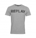 Replay T-Shirt Shirt Rundhals M3594.000 2660.M03 DARK GREY MELANGE S18-RPT3