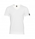 Replay T-Shirt Shirt V-Ausschnitt M3591.000 2660.001 white S18-RPT4