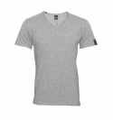 Replay T-Shirt Shirt V-Ausschnitt M3591.000 2660.M03 DARK GREY MELANGE S18-RPT4