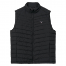 Gant Weste Daunenweste O1. THE AIRLIGHT DOWN VEST 7002515 BLACK SH18-GW1
