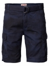 Petrol Industries Shorts Cargo M-SS19-SHO510 5081 Stone Blue WF19-PIS1