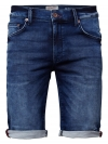 Petrol Industries Jeans Shorts JACKSON M-SS19-SHO550 5808 Deep blue sea WF19-PIS2