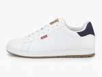 Levis Sneakers SYNTHETIC LEATHER DECLAN MILLSTONE 2 TONE 228007-794-51
