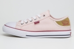 Levis Sneakers CANVAS STAN BUCK LADY 222984-733-81 rosa