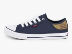 Levis Sneakers CANVAS STAN BUCK LADY 222984-733-17 navy
