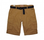 Petrol Industries Cargoshorts Shorts MSS19 SHO500 7043 beige FS19-PS1