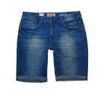 Petrol Industries Jeansshorts Shorts MSS19-SHO595 5700 denim blau FS19-PS1
