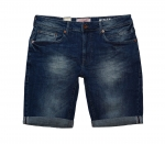 Petrol Industries Jeansshorts Shorts MSS19-SHO595 5800 denim blau FS19-PS1