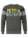 Petrol Industries Sweater R-Neck M-3090-SWR309 6093 Dark Army SH19-PIS3