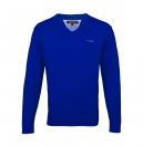 Pierre Cardin Pullover V-Neck PRW0140 royal SH19-PC1