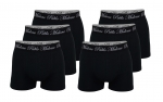Pablo Malone 6er Pack Shorts Trunk black SH19-PMT