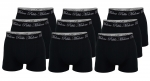 Pablo Malone 9er Pack Shorts Trunk black SH19-PMT