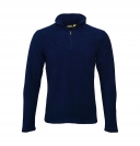 Diadora Sweater Fleece Pullover HZ Micropile 102.172437 01 Blue Corsair