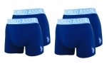 U.S. Polo ASSN. 4er Pack Boxershorts 59839 51948 177 navy, navy W20-USB2